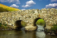 Leam Bridge near Oughterard, Ireland. Featured in the Quiet Man film