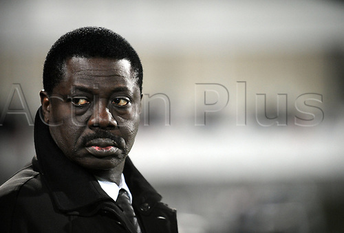 31st March 2020, France; It has been announced that Pape Diouf, ex-President of League 1 football club in France has died from Covid-19 Coroma Virus.   Pape Diouf Valenciennes/ Marseille OM - Ligue 1 Ligue1