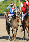 06 June 2009: Summer Bird and Kent Desormeaux win the Belmont Stakes at Belmont Park, Elmont, NY