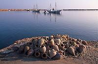 Tunesien, Djerba, Houmt Souk, am Hafen