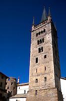 Italien, Piemont, Kathedrale San Giusto in Susa