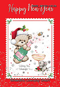 John, CHRISTMAS ANIMALS, WEIHNACHTEN TIERE, NAVIDAD ANIMALES, paintings+++++,GBHSSXC50-1819A,#xa#