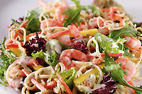 prawn salad food photos