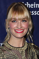 """BEVERLY HILLS, CA, USA - MARCH 26: Beth Behrs at the 22nd """"A Night At Sardi's"""" To Benefit The Alzheimer's Association held at the Beverly Hilton Hotel on March 26, 2014 in Beverly Hills, California, United States. (Photo by Xavier Collin/Celebrity Monitor)"""
