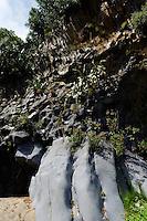 Schlucht Gola d'Alcantara, Sizilien, Italien