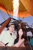 2019 April Hot Air Balloon Cairns