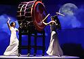 Press preview of Drum Tao performing 'Mangekyo'