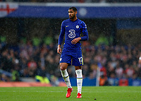 2nd October 2021; Stamford Bridge, Chelsea, London, England; Premier League football Chelsea versus Southampton; Ruben Loftus-Cheek of Chelsea