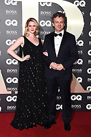 Michael Sheen<br /> arriving for the GQ Men of the Year Awards 2019 in association with Hugo Boss at the Tate Modern, London<br /> <br /> ©Ash Knotek  D3518 03/09/2019