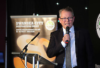 Pictured: Martin Morgan Wednesday 11 May 2016<br /> Re: Awards Dinner 2016, at the Liberty Stadium, south Wales, UK.