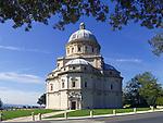 Italien, Umbrien, Todi: Kirche Santa Maria della Consolazione | Italy, Umbria, Todi: church Santa Maria della Consolazione