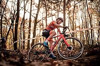 Annemarie Worst (NED/777)<br /> <br /> UEC Cyclocross European Championships 2020 - 's-Hertogenbosch (NED)<br /> <br /> Elite Women's Race<br /> <br /> ©kramon