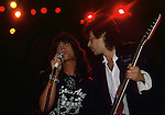 Earl Slick, Joe Lynn Turner of Rainbow 1987 NAMM