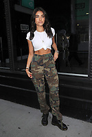 WWW.ACEPIXS.COM<br /> July 27, 2017 New York City<br /> <br /> Madison Beer at AOL Build Speaker Series on July 27, 2017 in New York City.<br /> <br /> Credit: Kristin Callahan/ACE Pictures<br /> <br /> Tel: 646 769 0430<br /> Email: info@acepixs.com