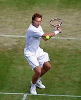 25-6-09, England, London, Wimbledon,  Ernest Gulbis