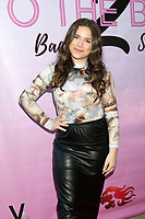 """LOS ANGELES - MAR 8:  Bianca D'Ambrosio at the """"To the Beat! Back 2 School"""" World Premiere Arrivals at the Laemmle NoHo 7 on March 8, 2020 in North Hollywood, CA"""