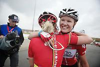 Belgian Champion 2014<br /> Elite Women:<br /> Jolien D'hoore (Lotto-Belisol Ladies Team)