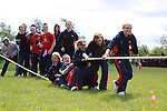 Scoil Ui Mhuiri Sports Day...Photo: Fran Caffrey/www.newsfile.ie...
