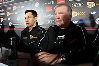 Trainer Fritz Sdunek mit Felix Sturm