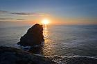 June 6, 2012; Sunset, Inishark Island, Ireland...Photo by Matt Cashore/University of Notre Dame