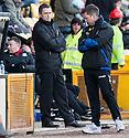 East Fife manager Gary Naysmith .