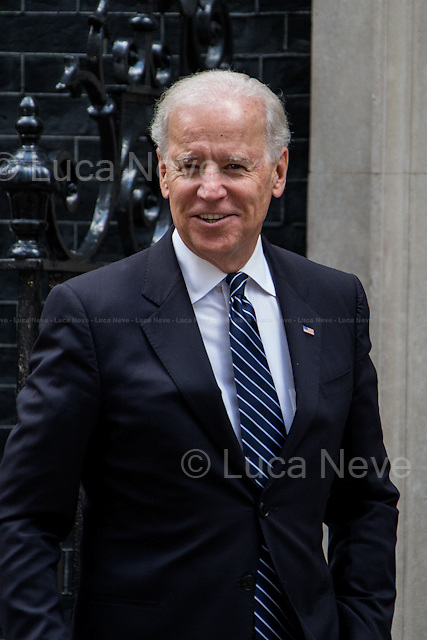 Joe Biden (Vice President of the United States).<br />