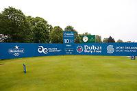 3rd July 2021; Mount Juliet Golf Club, Kilkenny, Ireland; Dubai Duty Free Irish Open Golf, Day Three; A general viw of the 10th tee box