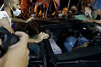 Campinas (SP), 27/11/2020 - Debate/Eleições - Chegada do candidato Rafa Zimbaldi. A EPTV (afiliada Rede Globo) realizou, nesta sexta-feira (27), na cidade de Campinas (SP), o ultimo debate entre os candidatos que disputam o segundo turno das eleições, Dário Saadi (Republicanos) e Rafa Zimbaldi (PL).