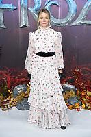 "Edith Bowman<br /> arriving for the ""Frozen 2"" premiere at the BFI South Bank, London.<br /> <br /> ©Ash Knotek  D3537 17/11/2019"