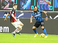 Milano  26-01-2021<br /> Stadio Giuseppe Meazza<br /> Coppa Italia Tim 2020/21<br /> Inter - Milan nella foto:  Vidal                                                        <br /> Antonio Saia Kines Milano