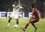 Spain's Isco (r) and Germany's Rudiger during international friendly match.November 18,2014. (ALTERPHOTOS/Acero)