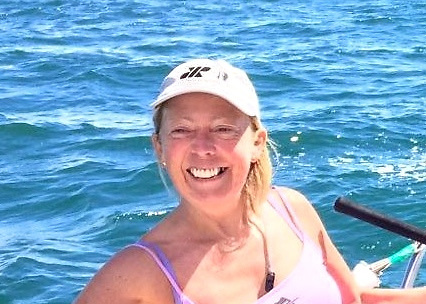 DBSC Commodore Ann Kirwan was one of the earliest participants in the Carmel Winklemann junor programme in the National YC, and in her current role she has been fulsome in her praise for Carmel's contribution to the functioning of DBSC since the early 1970s.