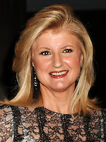 NEW YORK CITY, NY, USA - NOVEMBER 10: Arianna Huffington arrives at the 2014 Glamour Women Of The Year Awards held at Carnegie Hall on November 10, 2014 in New York City, New York, United States. (Photo by Celebrity Monitor)
