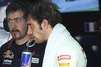 Toro Rosso French driver Jean Eric Vergne.24/03/2012 Grand Prix Malesia, Sepang , Essais..Foto Insidefoto  /Bernard Asset / Panoramic.ITALY ONLY..