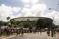 A General View of Arena Fonte Nova