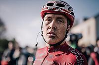 post-race face<br /> <br /> 35th Tro Bro Leon 2018<br /> 1 Day Race: Le Carpont - Lannilis (FRA/203km)