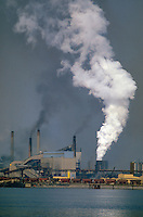 - industrial area Dunkerque (France)....- area industriale di Dunkerque (Francia)