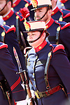 Members of the Royal Guard during the Armed Forces Day. May 27 ,2017. (ALTERPHOTOS/Acero)