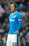 Rangers v St Johnstone…16.12.17…  Ibrox…  SPFL<br />Bruno Alves<br />Picture by Graeme Hart. <br />Copyright Perthshire Picture Agency<br />Tel: 01738 623350  Mobile: 07990 594431