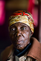 """69 year old Jessica has been the victim of political violence due to her opposition to the ruling Zanu PF. All she says is, """"I am old. My home was destroyed [by Zanu PF supporters]. I want to be able to work again."""""""