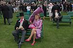 Royal Ascot 2006.  Mr and Mrs Edward Claridge