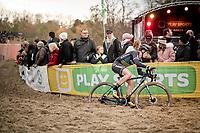 Lars van der Haar (NED/Telenet Baloise Lions)<br /> <br /> Elite Men's Race<br /> UCI cyclocross WorldCup - Koksijde (Belgium)<br /> <br /> ©kramon