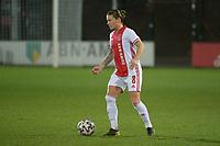 VOETBAL: AMSTERDAM: 05-03-2021, De Toekomst, Eredivisie Vrouwen, AJAX - sc Heerenveen, uitslag 1-1, Sherida Spitse, ©foto Martin de Jong