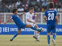 Eriq Zavaleta. Italy defeated the US Under-17 Men's National Team 2-1 in Kaduna, Nigera on November 4th, 2009.