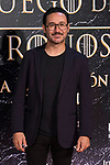 Carlos Santos attends the Photocall of presentation of 'Game of Thrones: The Exhibition' in Madrid. October 24, 2019 (Alterphotos/ Francis Gonzalez)