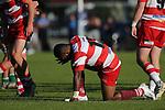 NELSON, NEW ZEALAND -APRIL 24: Tasman Trophy Rugby - Waimea Old Boys v Marist Saturday 24  April 2021,Trafalgar Park ,Nelson New Zealand. (Photo by Evan Barnes Shuttersport Limited)