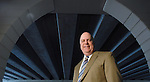Houstonian Wayne Klotz recently became the president of the American Society of Civil Engineers. Klotz is pictured under I-10 at Dairy Ashford April 28,2009.(Dave Rossman/For the Chronicle)