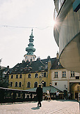 Altstadt von Bratislava nahe Michaeler Tor/ Oldtown of Bratislava near Michael´s Gate