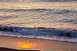Sunrise at Marconi Beach, Cape Cod National Seashore, Wellfleet, MA, USA