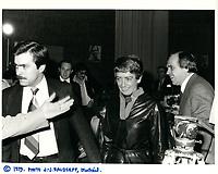 File Photo  -  NDP Leader Ed Broadbent